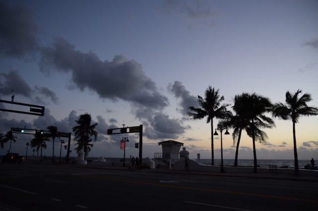 Day 3 : Daytona Beach FL to Fort Lauderdale FL